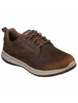 Men's Delson-antigo Waterproof Bungee Slip On Sneaker