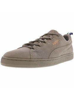 Men's Suede Big Sean Ankle-high Fashion Sneaker