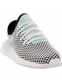 Mens Deerupt Runner Casual Sneakers, Black;green, 10