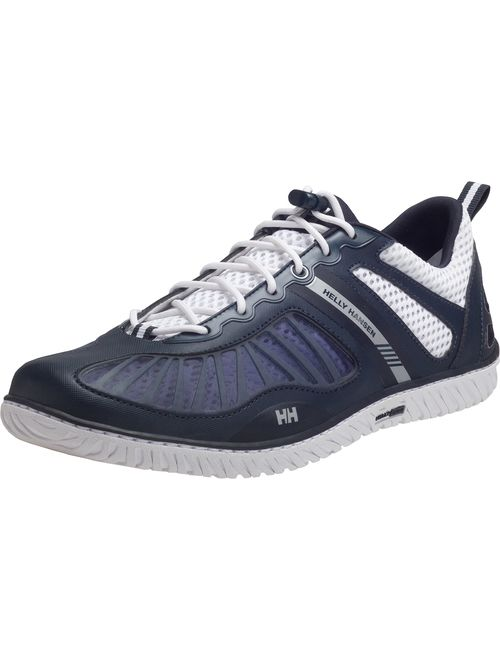 Helly Hansen Men's Hydropower 4 Fashion Sneaker, Navy, 7.5