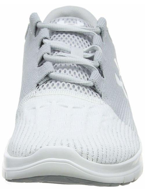 Under Armour Men's Remix 2.0 Sneaker, Halo Gray (101)/White, 13
