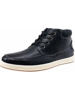 Men's Casual Shoes High Top Fashion Sneaker Lightweight Men Boots Shoes