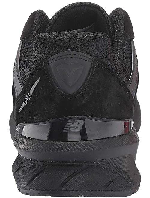 New Balance Men's 990v5 Made in The USA Sneaker
