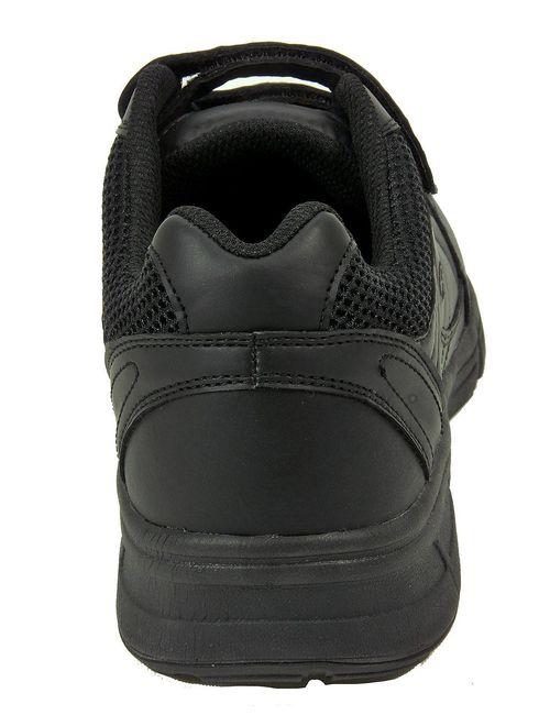 Dr. Scholl's Shoes Dr. Scholl's - Men's Brisk Light Weight Dual Strap Sneaker, Wide Width