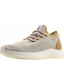 BenSorts Mens Sneakers Comfortable Breathable Running Shoes Mesh Slip On Casual Shoes for Walking Jogging