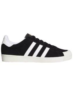 Men's Half Shell Iconic Style Vulcanized Outsole Skate Sneaker Black/white