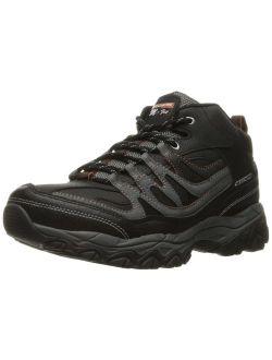 Sport Men's Afterburn M. Fit Mid-high Sneaker