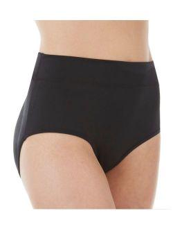 Women's 4631 High Waist Padded Brief Panty