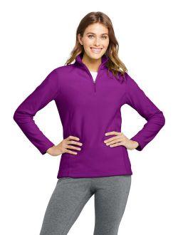 Women's Fleece Quarter Zip Pullover
