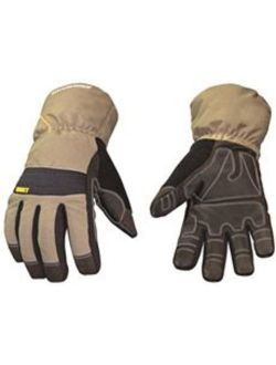 Youngstown Waterproof Winter Xt Insulated Gloves With Extended Gauntlet Cuffs, Large