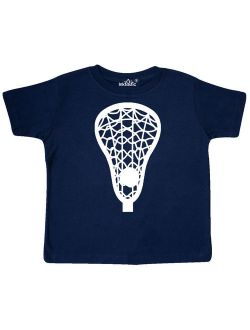 Lacrosse Sports Team Coach Player Gift Toddler T-Shirt