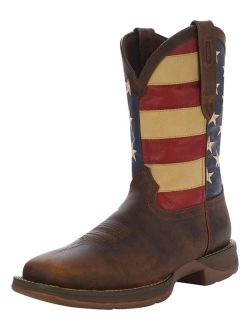 Y Durango Patriotic Pull-on Western Flag Boot