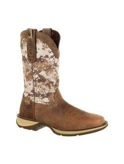 Urango Boot Ddb0166 Rebel Desert Camo Western Cowboy Boot