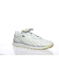 Mens King Avanti Premium White Running Shoes Size 10.5
