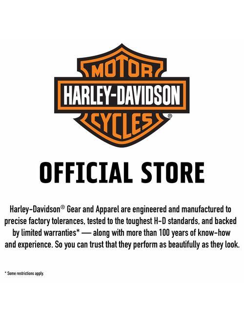 Harley-Davidson Mens Iron Block Casual Jacket
