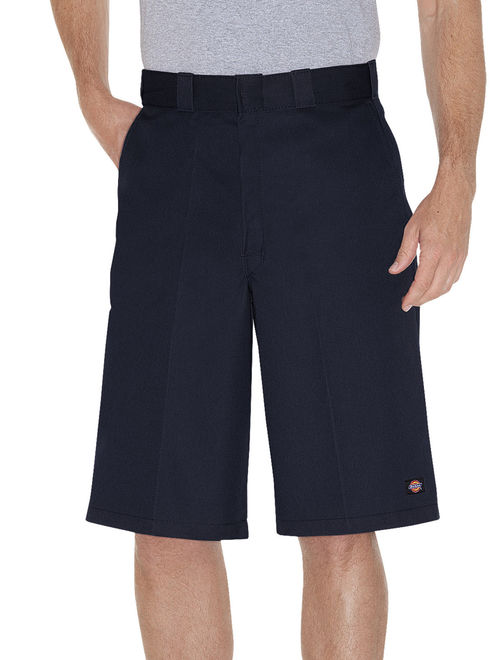 "Dickies Men's Loose Fit 13"" Multi-Pocket Work Short"
