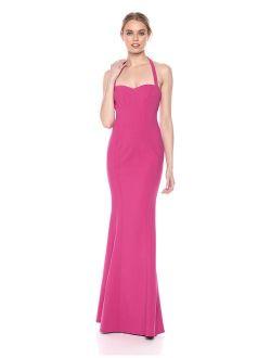 LIKELY Women's Serrino Halter Gown