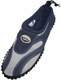 The Wave Men's Waterproof Slip On Water Shoes