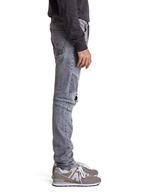 Hudson Jeans Men's The Blinder Biker Denim