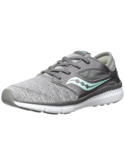 Womens Kineta Relay Low Top Lace Up Running Sneaker