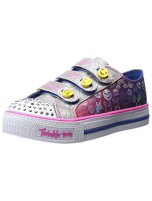 Skechers Twinkle Toes: Chit Chat-Prolifics Light-Up Sneaker