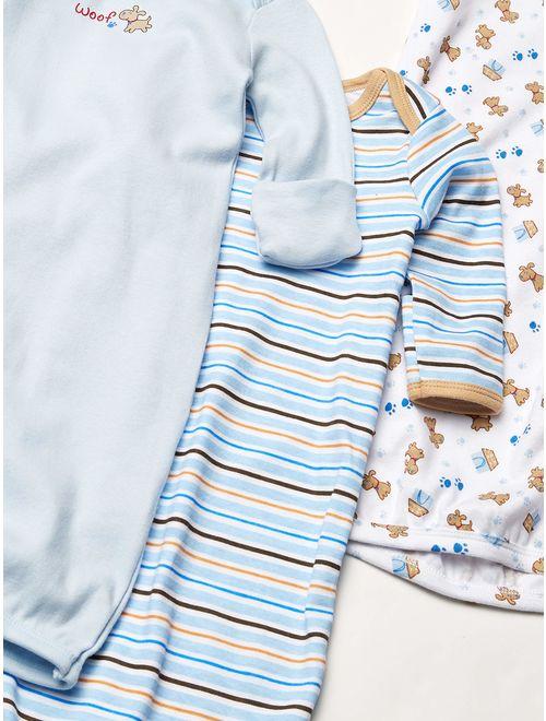 Luvable Friends Unisex Baby Cotton Gowns