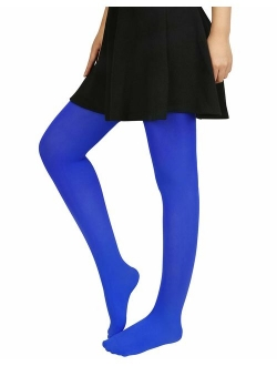 HDE Womens Tights - Opaque Tights for Women - Colorful Stockings for Girls