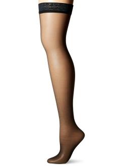 Women's Silk Reflections Thigh-high Stockings