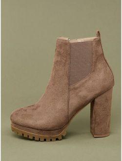 Vegan Egan Goring Lugsole Boots