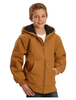 Boys' Active Jac Quilt Lined Jacket Coat