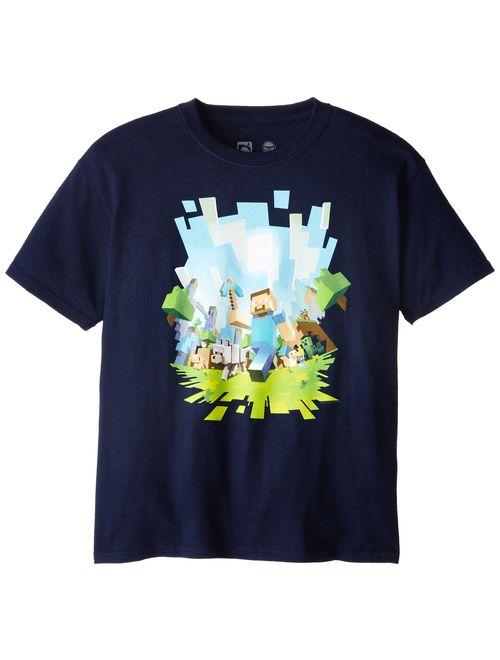 Minecraft - Adventure Youth T-Shirt