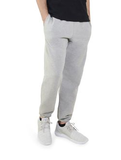 Men's And Big Men's Eversoft Elastic Bottom Sweatpants, Up To Size 4xl