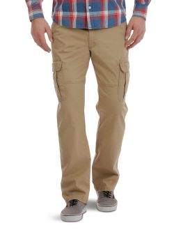 Men's Relaxed Fit Stretch Cargo Pants