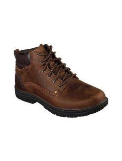 Echers Relaxed Fit Segment Garnet Boot
