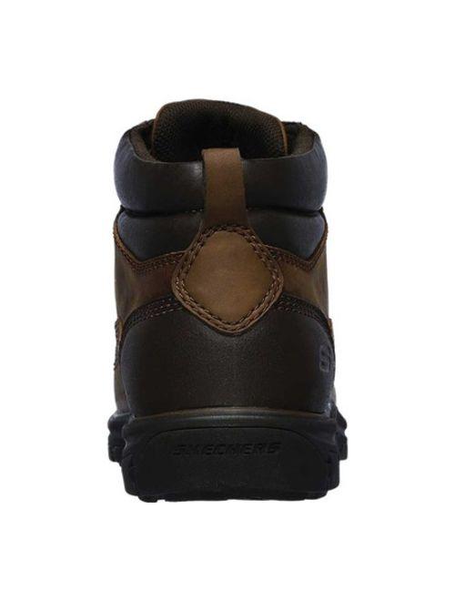 Men's Skechers Relaxed Fit Segment Garnet Boot