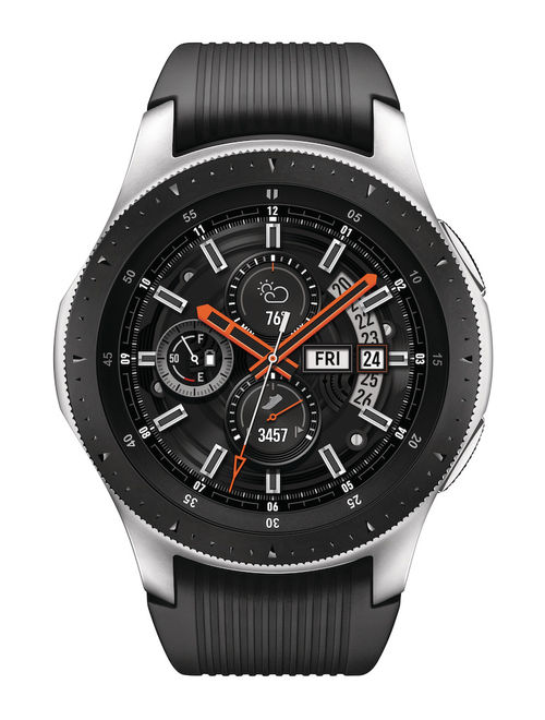 SAMSUNG Galaxy Watch - Bluetooth Smart Watch (46mm) Silver - SM-R805UZSAXAR