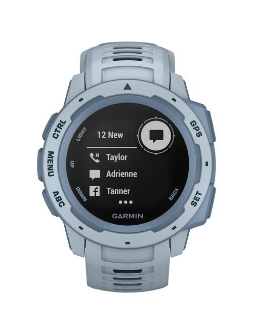 Instinct? - Rugged GPS Watch, Sea Foam