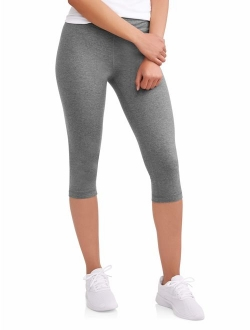 Women's Dri More Capri Core Legging