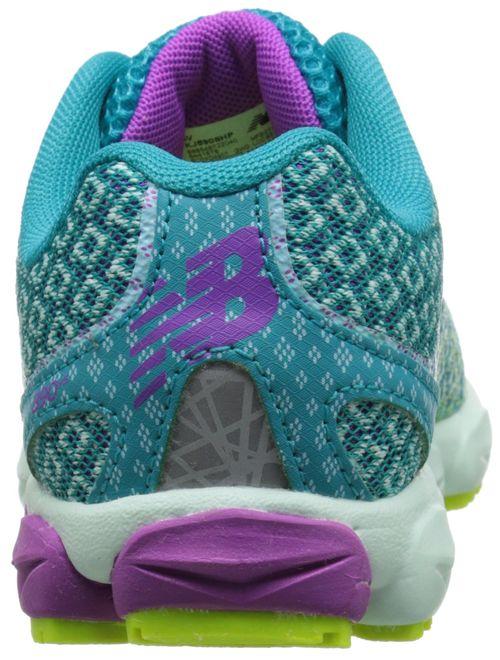 New Balance KJ890 Grade Lace-Up Running Shoe (Big Kid/Little Kid)