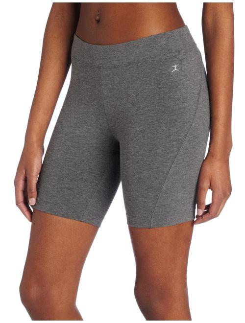 Amazon.com: Zinmore Womens Knee Length Tights Yoga Shorts