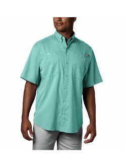 Men's Pfg Tamiami Ii Short Sleeve Shirt, Moisture Wicking, Sun Protection