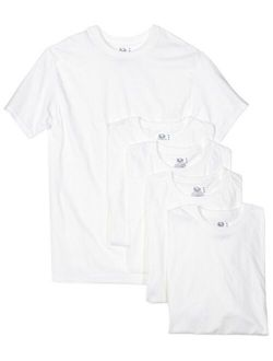 Men's Crew-neck T-shirt 5-pack