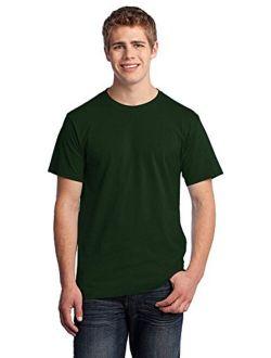 5 Oz., 100% Heavy Cotton Hd T-shirt (3931)- Black,small