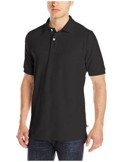 Uniforms Men's Classic Fit Short Sleeve Polo Shirt