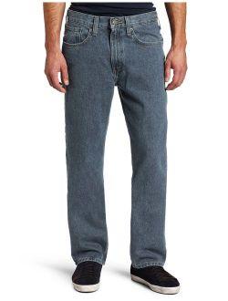 Men's Traditional Fit Denim Five Pocket Jean B480