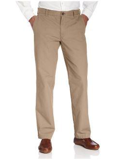 Men's Saltwater Flat Front Slim Fit Chino Pant