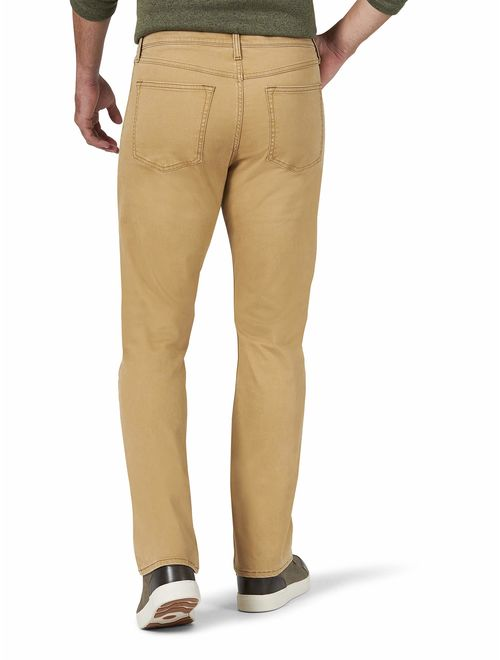 Wrangler Authentics Men's Straight Fit Twill Pant