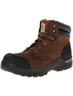 Men's Cmf6380 Rugged Flex Six Inch Waterproof Work Boot