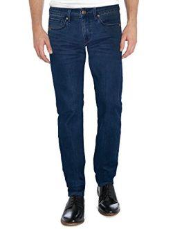 ETHANOL Mens Slim Hyper Stretch Motion Denim Jean