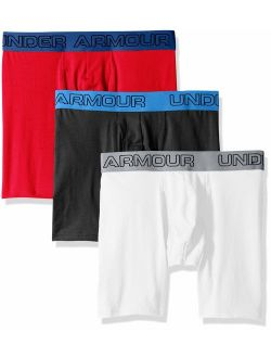 Men's Under Armor Charged Cotton Stretch 6